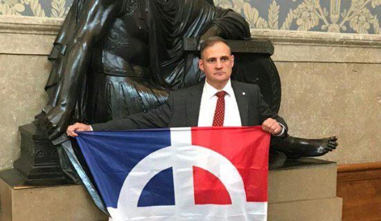Yvan Benedetti: «Oui je suis coupable, coupable d'avoir un cœur qui bat pour la France!»