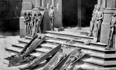 Pierre Daye (1892-1960) sur les cimetières violés en Espagne!