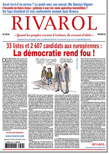 33 listes et 2607 candidats aux européennes: La démocratie rend fou!