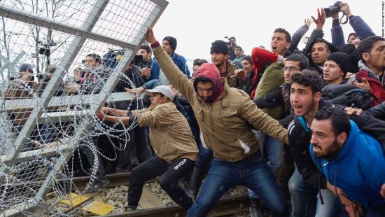 Invasion: alerte sur la ligne Maginot!