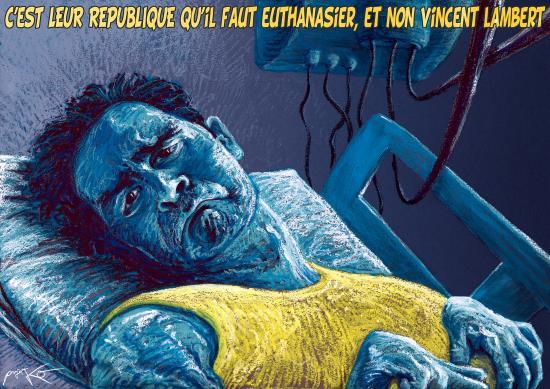 Contre le mortifère acharnement républicain, soutenons Vincent Lambert !