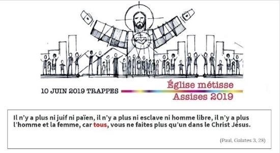 L'irruption de nationalistes aux « Assises Église métisse 2019 »