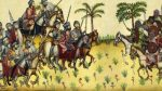 9 juin 721: Eudes d'Aquitaine donne le premier coup d'arrêt à l'expansion sarrasine en Chrétienté