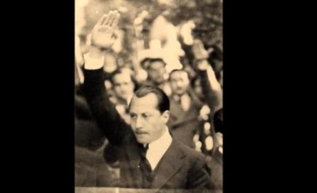 Fidélité à José Antonio Primo de Rivera – La Falange (vidéo)