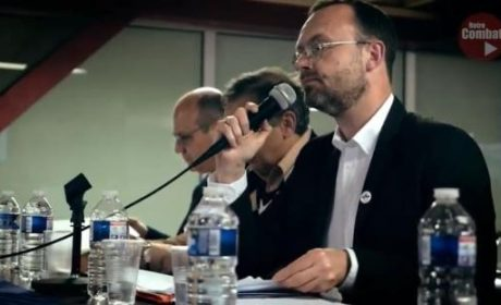 Intervention d'Hervé Van Laethem au Ve Forum de l'Europe (vidéo)