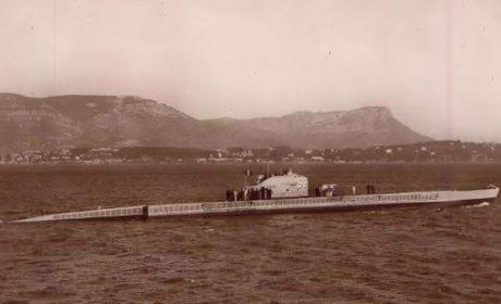 25 juin 1941: la tragédie du «Souffleur»