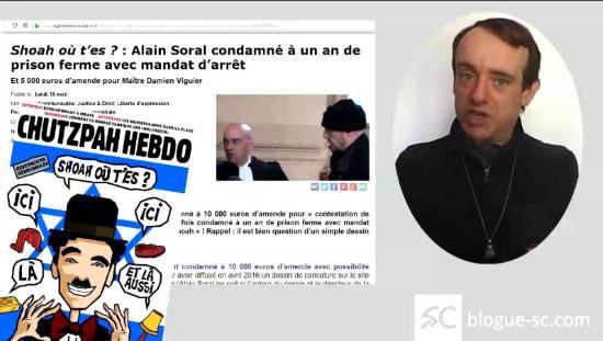 J'invite MM. Onfray et Soral à une discussion sur le révisionnisme – Vincent Reynouard (vidéo)