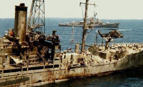 8 juin 1967: Le jour où l'Entité sioniste a impunément attaqué un navire militaire américain