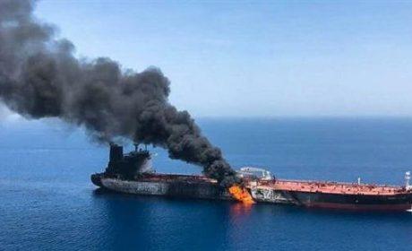 Pétroliers attaqués en mer d'Oman : à qui profite le crime ?