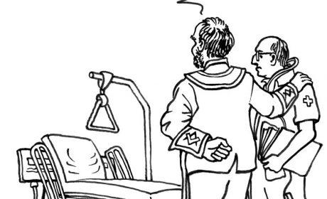 Euthanasie par la soif, un monde barbare – Un bon dessin… par ProketKO