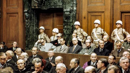 Traité de Versailles – Procès de Nuremberg
