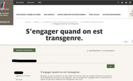 Armée française 2.0 : quand le FAMAS devient inclusif !