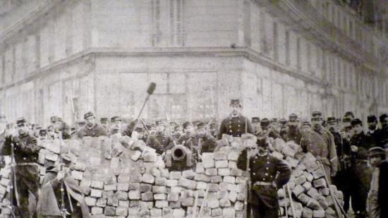 Le nombre de morts de la Commune de Paris de 1871