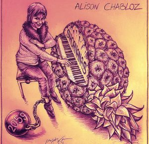 Je suis Alison - Par ProjetKO - Un bon dessin...
