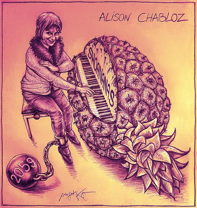 Je suis Alison – Par ProjetKO – Un bon dessin…