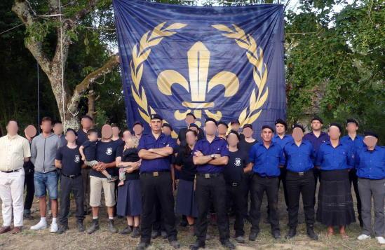 Camp nationaliste promotion Maurice Barrès – Compte-rendu et reportage photos