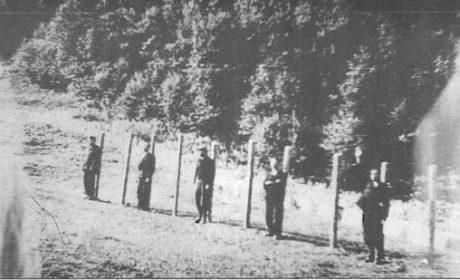 24 août 1944 : Honneur aux miliciens du Grand-Bornand