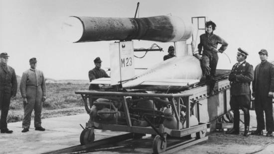 24 août 1979 : mort d'Hanna Reitsch, première pilote au monde d'un avion-fusée