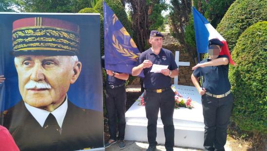 Hommage de Jeune Nation au Maréchal Philippe Pétain –  22 et 23 juillet 2019