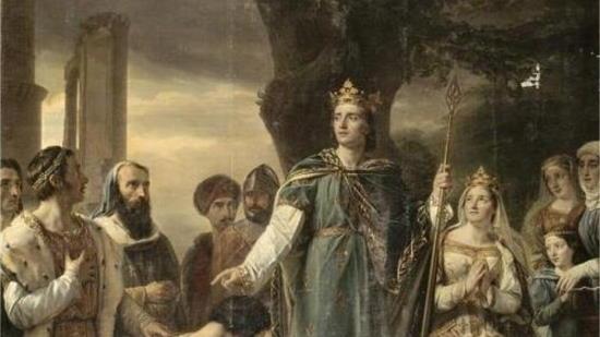 25 août 1270 : in mémoriam Saint Louis, Roi de France, Patron des Armées françaises