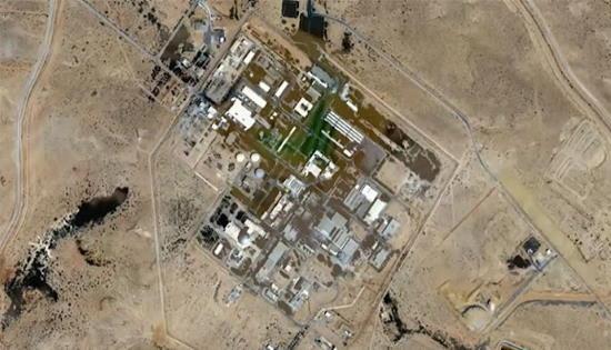 L'arsenal nucléaire de l'État juif exposé au grand jour par un médiat du Hezbollah