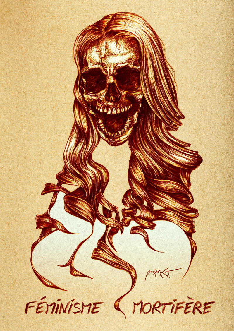Féminisme Mortifère – par ProjetKo – Un bon dessin…