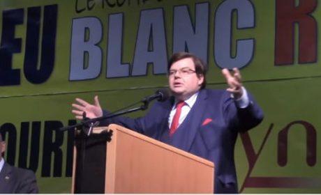 """La """"canonisation"""" de Jacques Chirac – Jérôme Bourbon (vidéo)"""