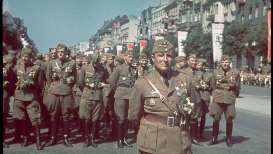 Franco demande l'aide du Führer