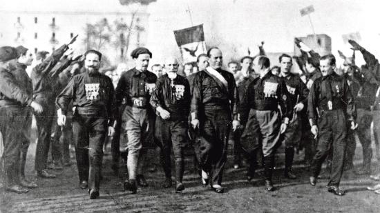 28 octobre 1922 : La Marche sur Rome
