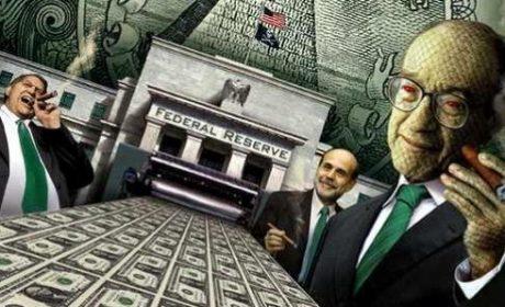 En attendant le krach, les banksters se gavent!