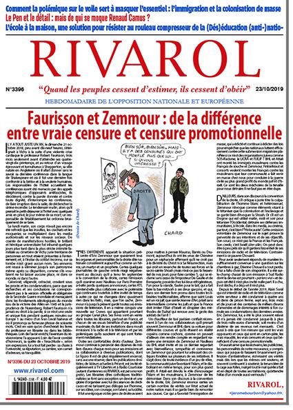 Faurisson et Zemmour : de la différence entre vraie censure et censure promotionnelle