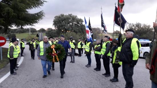 « 20N » 2019 – L'hommage nationaliste à José Antonio (vidéos et photos)