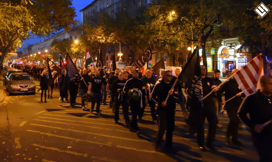 Hongrie: Répression contre les nationalistes de Legio Hungaria