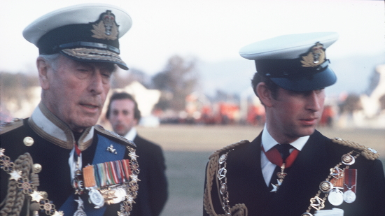 Lord Mountbatten roi du vice