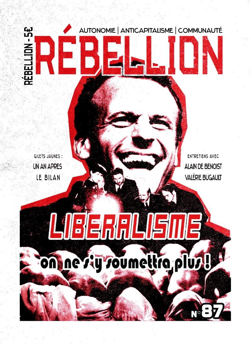Nouveauté : Rébellion 87 – Gilets Jaunes, La suite vite !