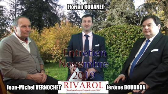 Dernières nouvelles de la France occupée – Jérôme Bourbon et J-M Vernochet (vidéo)