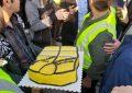 A Téhéran les étudiants iraniens dénoncent la violence contre les Gilets jaunes ! (photos et vidéos)