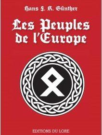 Nouveauté : Les Peuples de l'Europe – Hans Günther