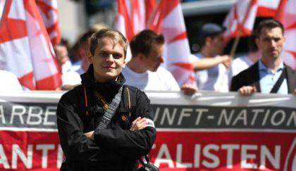 Répression contre les nationalistes allemands de Die Rechte