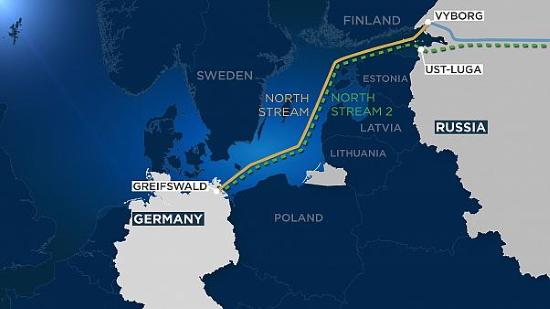 Les Yankee veulent empêcher les Européens de se chauffer au gaz russe