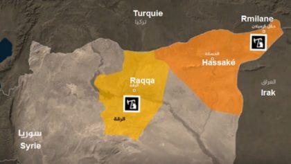La prédation pétrolifère de la coalition occidentale sous couvert de «lutte contre Daesh» en Syrie