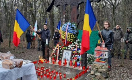 Tancabesti 2019 – L'hommage nationaliste au Capitaine Codreanu (video et photos)