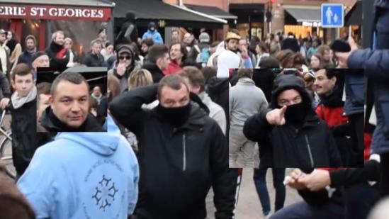 L'attaque de la crèche vivante à Toulouse par les antifas. Témoignage (vidéo)