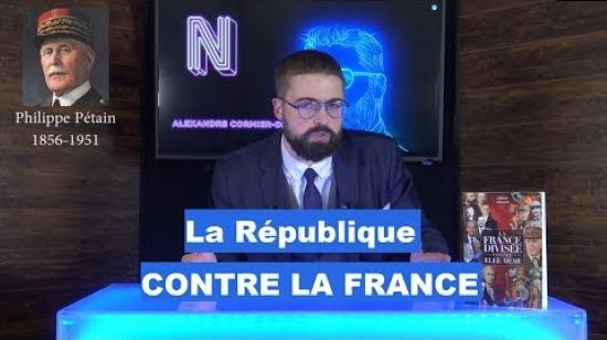 La République contre la France – Nomos TV (vidéo)