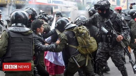 Le cartel narco-socialiste : le pape et le chaos en Bolivie – Partie II