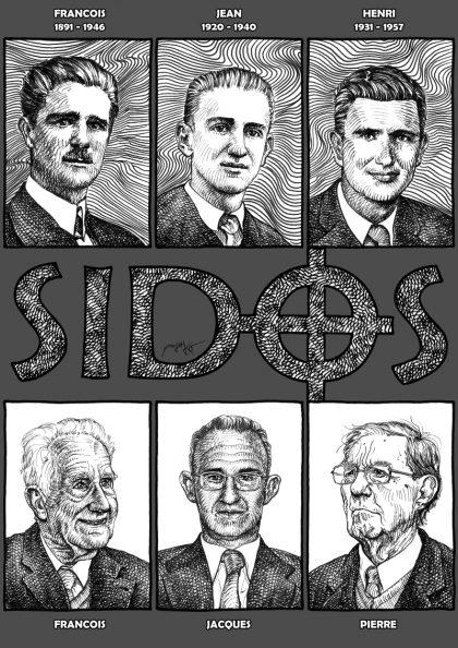 Famille Sidos : mémoire du combat nationaliste – ProjetKO – Un bon dessin…
