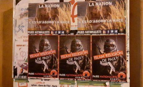 Paris Nationaliste donne des boutons aux écolos-gauchistes de Montrouge