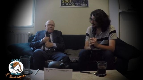 Vive l'Europe – Jean-Paul Le Perlier (ADIMAD-MRAF) (vidéo)