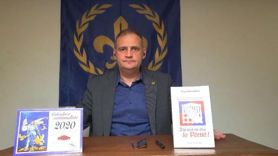 Notre Actu : Ni Mila Ni Charia Ni Charlie – Yvan Benedetti (vidéo)