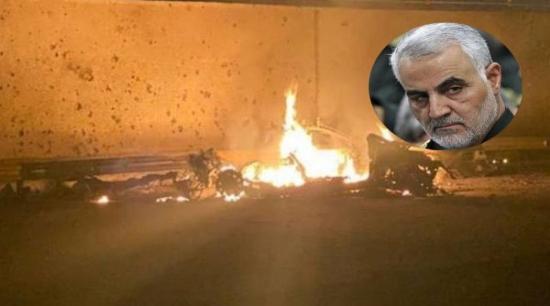 L'assassinat du général Soleimani, Trump se trompe de cible